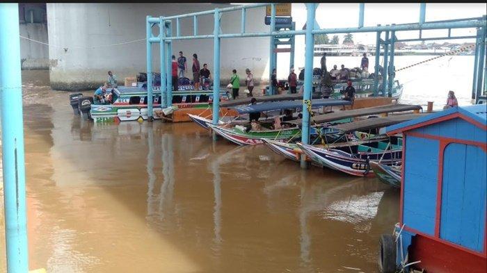 Speedboat Angkutan Perairan di Sungai Musi Tetap Operasi, Kapasitas Penumpang Cuma 50 Persen