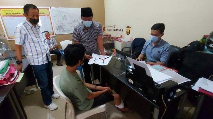 Spesialis Curanmor di Kawasan KM 7 Palembang Ditembak Jatanras Polda Sumsel