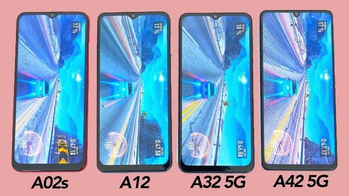 Spesifikasi HP Samsung Series Galaxy Terbaru Juni 2021, Ada A32 5G, A12 dan A02, Ini Spesifikasinya