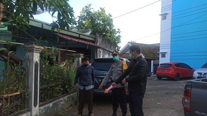 Mobil Dokter di Kota Palembang Ini Raib di Depan Rumah, Pencurian Terekam CCTV