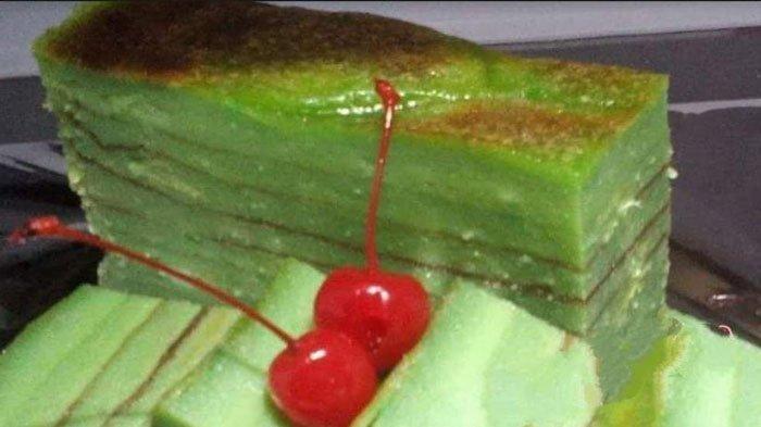 Kue Srikaya Panggang Durian Banyak Dipesan Jelang Idul Fitri, Pengusaha Palembang Ini Banjir Pesanan