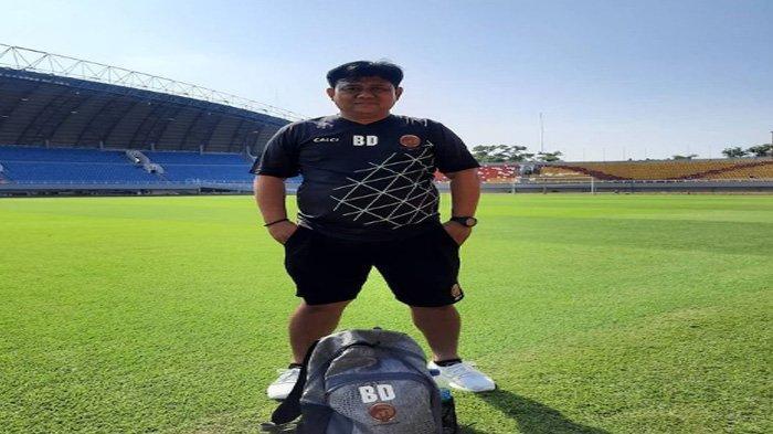 Sriwijaya FC Resmi Lepas Pelatih Budiardjo Thalib, Targetkan Pelatih Berlisensi A Pro Hingga A AFC