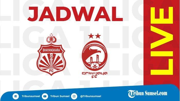 Link Siaran Langsung TV Online TV One, Bhayangkara FC vs Sriwijaya, Mulai Pukul 15.30 WIB