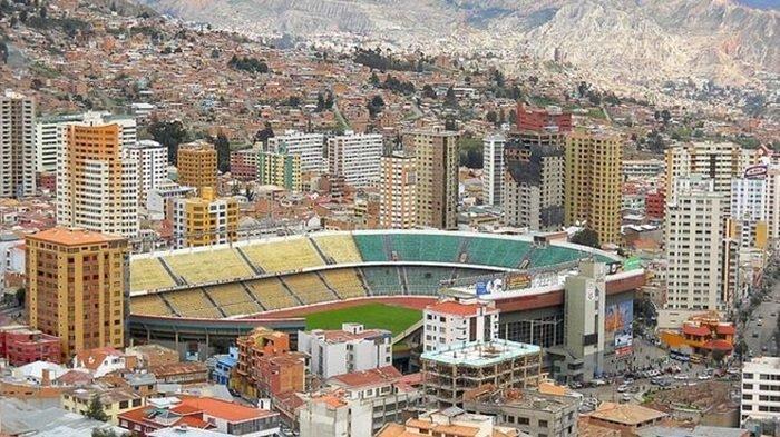 Daftar Empat Stadion Tertinggi di Dunia, Tak Ada Dari Eropa, Semua Berada di Benua Amerika