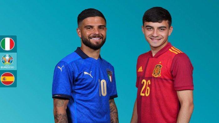 Statistik dan Head to Head Italia vs Spanyol, Azzuri Belum Bisa Lepas dari Hegemoni La Furia Roja