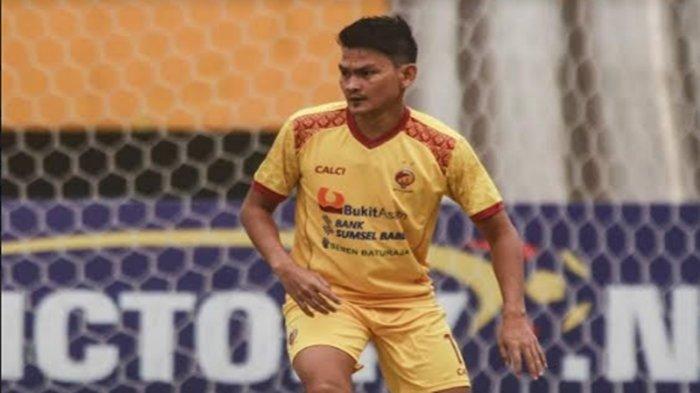 Misi Bobby Satria Usai Pastikan Bergabung Lagi Dengan Sriwijaya FC 'Tuntaskan Hal yang Tertunda'