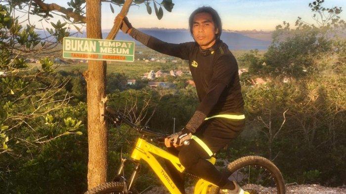 Meski Kompetisi Dihentikan, Pemain Sriwijaya FC, Erwin Gutawa Sedih 3 Tahun Tak Pulang Kampung