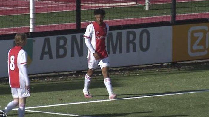 Sepakbola Indonesia Berduka, Calon Pemain Timnas Indonesia Noah Gesser Meninggal Dunia, Ajax Berduka