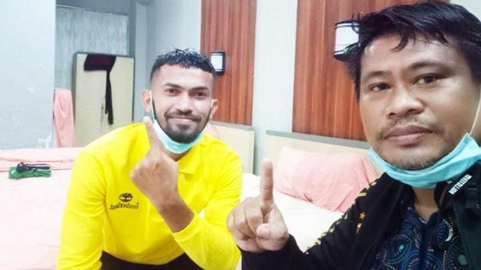 Arianto Ceritakan Proses Bergabung Bersama Sriwijaya FC, Meski Sudah Latihan di Kalteng Putra
