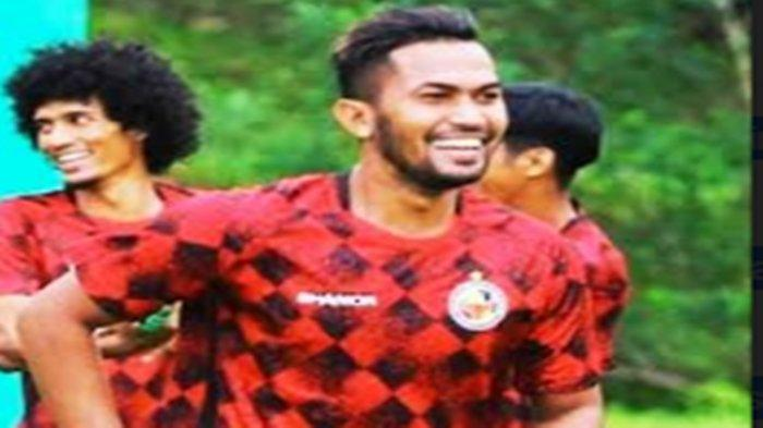 Profil Arianto, Penyerang Baru Sriwijaya FC, Mantan Top Skor Liga 3, Rekomendasi Nil Maizar