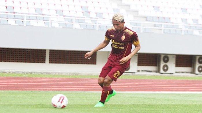 Hingga Kini Rudiyana Belum Bergabung Bersama Sriwijaya FC, Nil Maizar Ungkap Statusnya