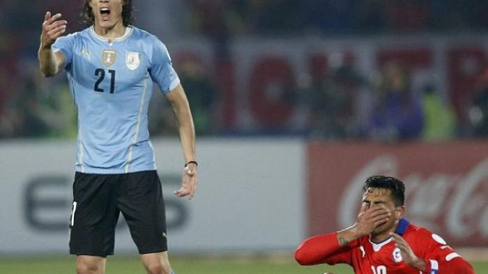 Tak Mampu Cetak Gol Buat Uruguay Buat Cavani Frustasi