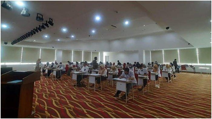 Poltekpar Palembang Assesment Calon Dosen dan Instruktur