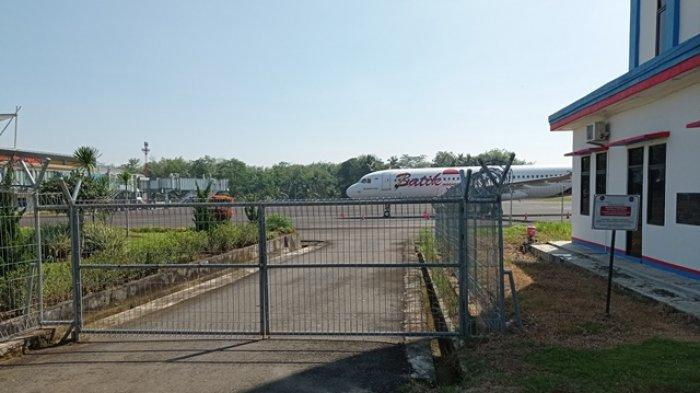 Sepinya Bandara Silampari, Penerbangan Disetop hingga 25 Juli, Penumpang Menurun Drastis