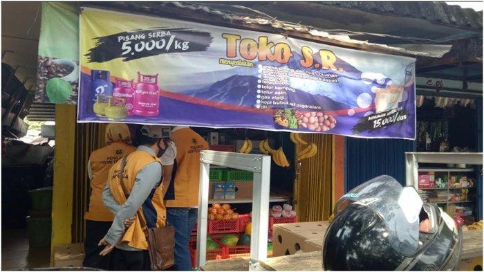 Sumsel Terapkan PPKM Mikro, Berikut Suasana Pasar di Palembang