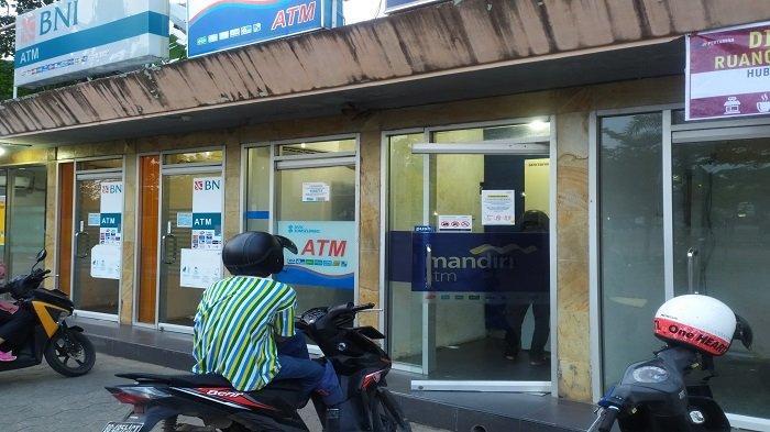 Mesin ATM di Palembang Dibobol, Nasabah Tidak Bisa Tarik Uang Tunai