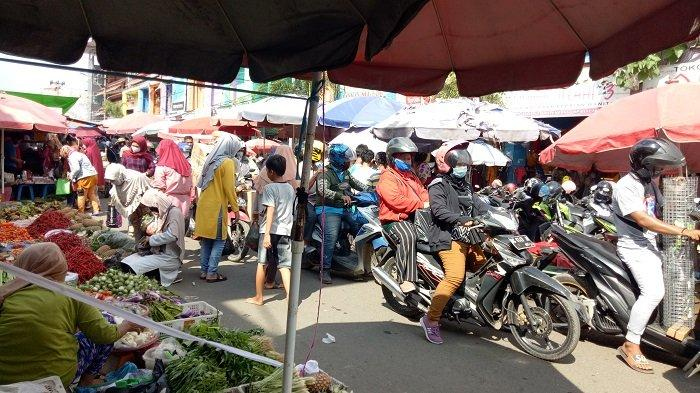 Pendapatan 98 Juta Per Bulan, Pengelola Pasar 16 Ilir yang Juga Kelola Pasar Kuto Bakal Diganti
