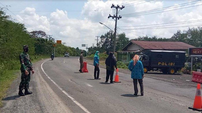 Mencuat Wacana Perpanjangan Waktu Operasional Pos Penyekatan, Begini Kata Kabag Ops Polres OKU Timur