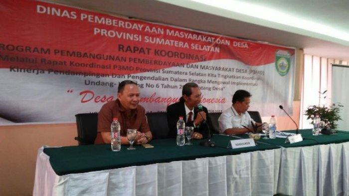Rakor P3MD Siap Kawal Implementasi UU No 6/2014 tentang Desa