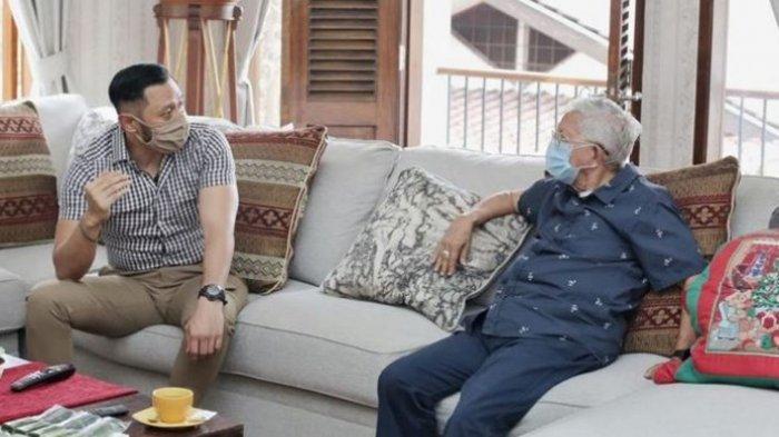 Usaha AHY Silaturahmi ke Pendiri Partai Demokrat Sia-sia Usai Moeldoko Jadi Ketum Versi KLB Medan