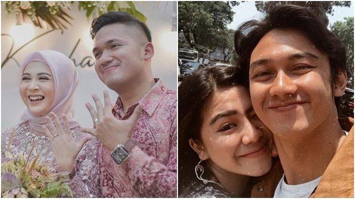 Sudah Lamaran, Ini 5 Pasangan Artis Muda yang Akan Gelar Pernikahan di Tahun 2020