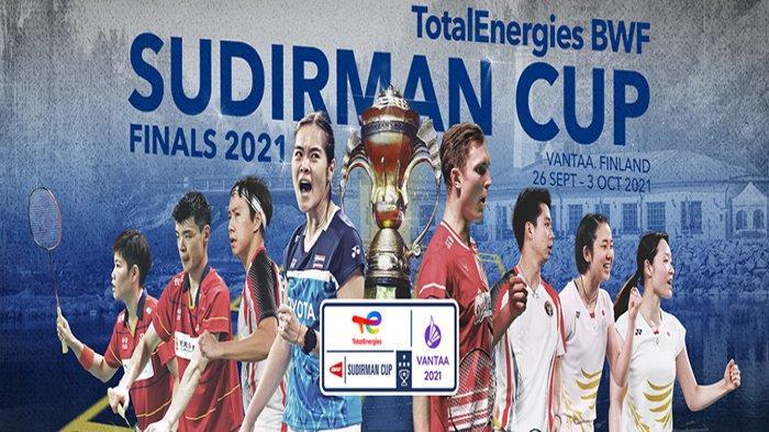 Siapa Lawan Indonesia di Perempat Final Sudirman Cup 2021? Ini Kemungkinan Calonnya
