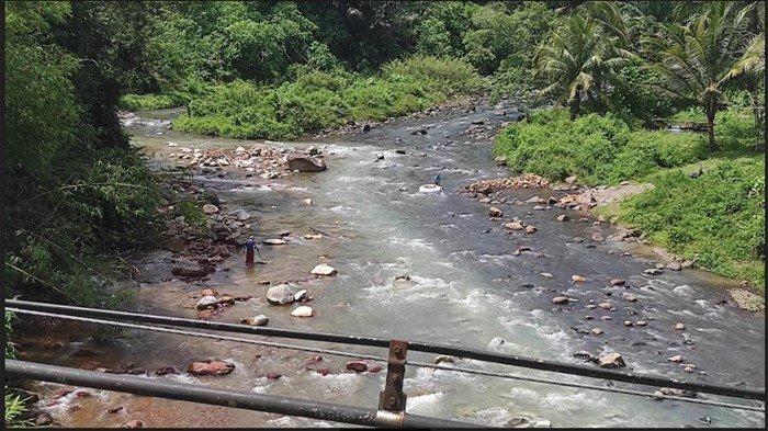 Sungai Unik 'Ayek Bayau' di Empat Lawang, Konon Dipercaya Bisa Sembuhkan Penyakit Kulit