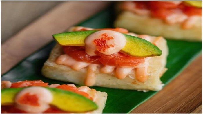 Sushi so Palembang.