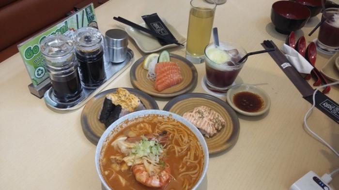 Daftar Restoran Jepang di Kota Palembang, Lengkap dengan Alamatnya