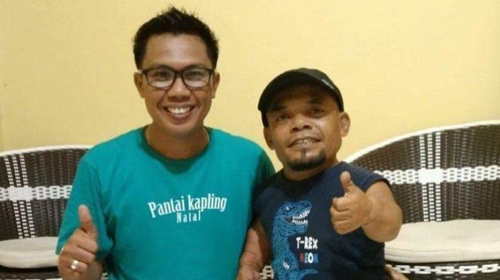 Viral Guru Honorer di Mandailing Natal Dijuluki Eko Patrio KW, Minta Bantuan Ucok Baba Ketemu Idola