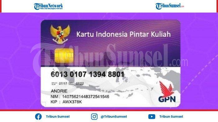 Tahapan Pendaftaran Kip Kuliah 2021 2022 Daftar Beasiswa Perguruan Tinggi Kartu Indonesia Pintar Tribun Sumsel