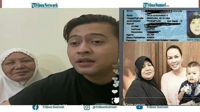 Tak Diakui Sebagai Ibu Kandung, Rita Hendrawati Sebut Fitri Salhuteru Akan Kena Karma
