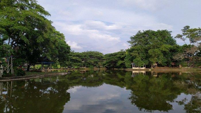 Taman Rekreasi Ribang Kemambang Lahat Menanti Dikelola Pihak Ketiga