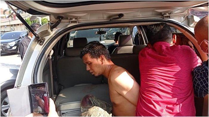 'Saya Teroris Pak', Pengakuan Penusuk Polantas di Palembang, Polisi Masih Dalami Motif