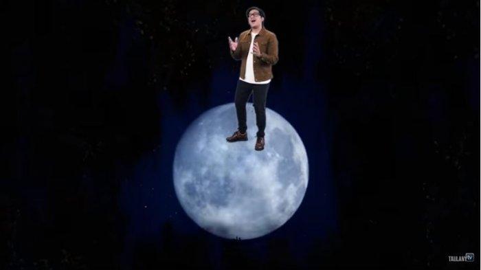 Andre Taulany Rilis Single Berjudul 'Bulan', Bikin Dadakan, Video Musiknya Jadi Sorotan
