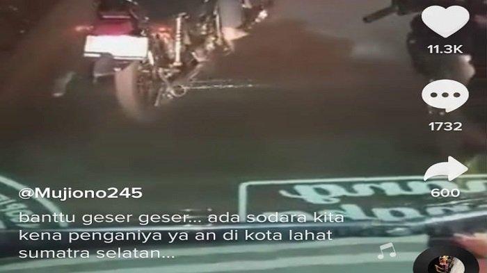 Viral Keributan dan Pemukulan Sopir Truk di Lahat, Polisi Ringkus Satu Pelaku