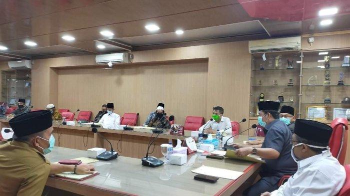 Tarawih di Rumah Saja Pemkab Banyuasin dan MUI Keluarkan Aturan Antisipasi Penyebaran Covid-19