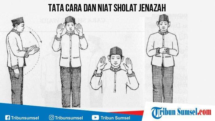 Tata Cara, Niat Sholat Jenazah Laki-laki & Perempuan ...