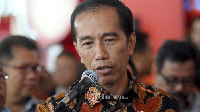 Nasehat Keras Jokowi pada Menteri dan Gubernur, Begini Caranya Menyampaikan