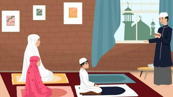 2 Contoh Naskah Khutbah Idul Adha 2021: Bersabar dan Ikhtiar Lahir Batin di Masa Pandemi Covid -19
