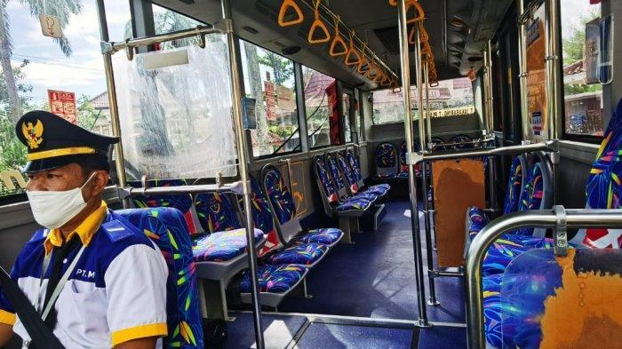 Satu Tahun Operasional, Teman Bus Masih Gratis, Layani 4 Koridor di Palembang
