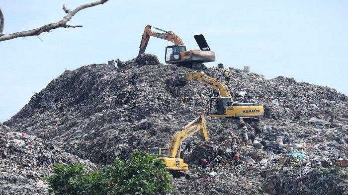 Pipa Penampungan Tinja Disebut Bocor, Fitri langsung Sidak TPA Sukawinatan Palembang