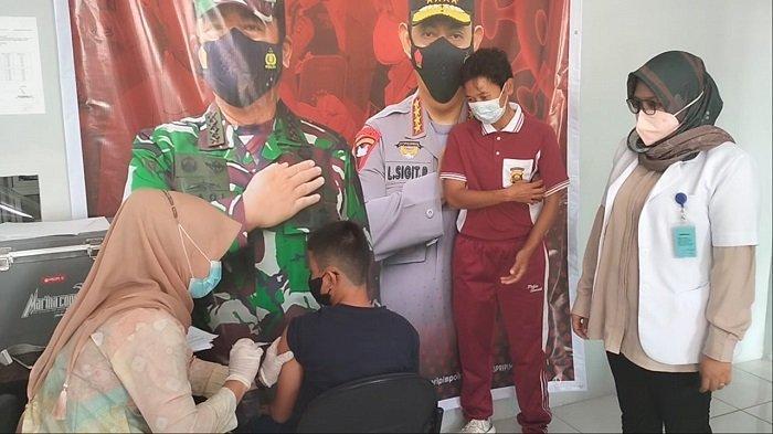 Tempat Vaksin Gratis di MUBA, Buka Senin Hingga Jumat, Kuota 210 Orang per Hari