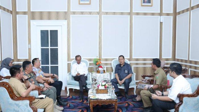 Palembang Tuan Rumah Temu Nasional Purna Praja IPDN Angkatan X Palembang 2020