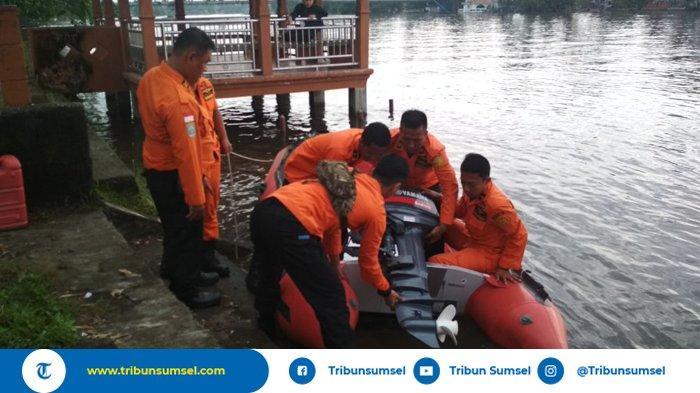 Terpeleset Hingga Terseret Arus Sungai, Gadis 17 Tahun di OKI Ini Tenggelam di Sungai Komering