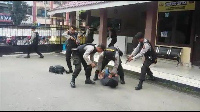 Setelah Berhasil Ledakkan Polres OKU, Jafar Target Serang Kota Ini