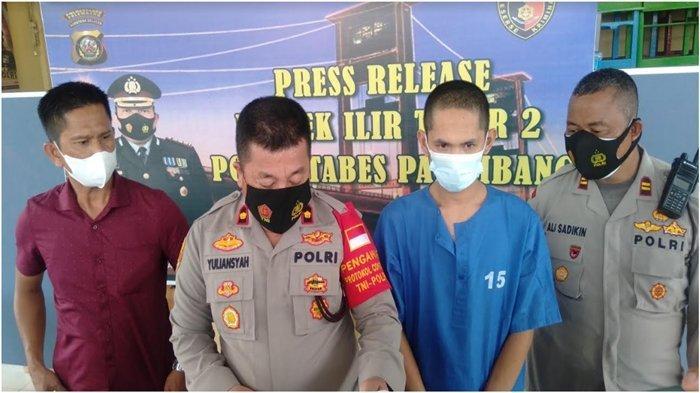 Kecanduan Narkoba Sejak SMA, Tiap Hari Buruh Angkut di Palembang Beli Paket Hemat Sabu Rp 60 Ribu