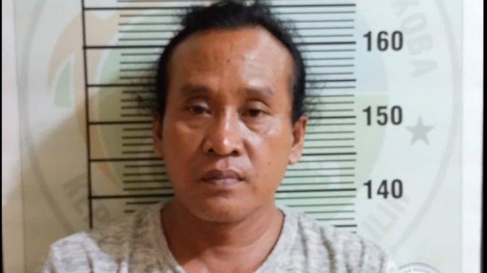 Istri Kaget Heri Alias Lay Ternyata Pengedar Narkoba di Sungai Pinang Ogan Ilir