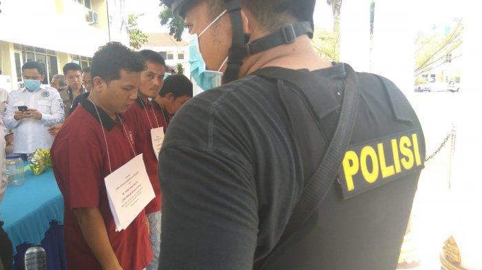 Sabu 2 Kilo dan 500 Butir Ekstasi Diamankan, Terungkap Narkoba Dikendalikan dari Penjara di Sumsel