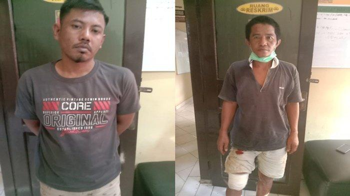 Curi Motor Penyadap Karet di Baturaja Timur,  2 Orang Ditangkap, 1 Ditembak